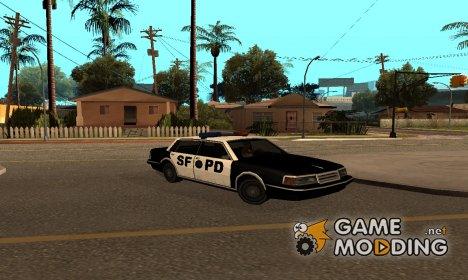 Nebula Police для GTA San Andreas