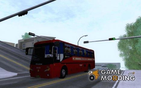 Bagong Lipunan Transit BM 384 для GTA San Andreas