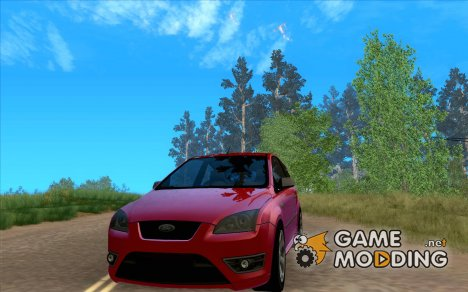 Ford Focus 2 Coupe для GTA San Andreas
