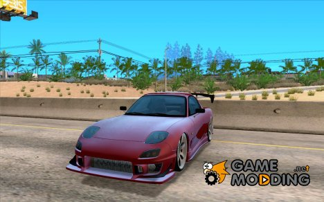 Mazda Rx7 C-West for GTA San Andreas