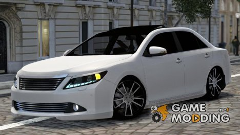 Toyota Camry V50 V2 Aze Style for GTA 4