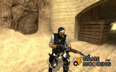 Terror Clown for Counter-Strike Source