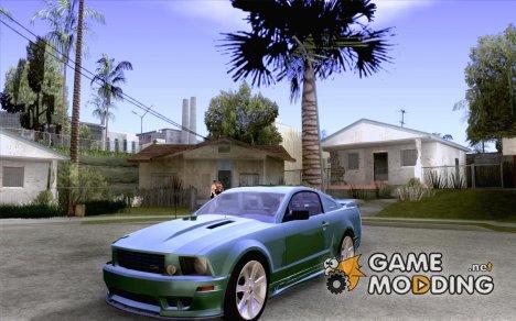 Saleen S281 v2 для GTA San Andreas