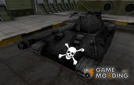 Темная шкурка VK 30.02 (D) для World of Tanks