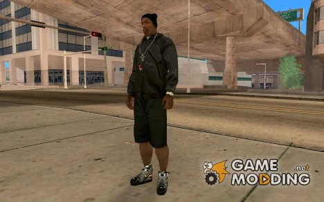 Nike Shox for GTA San Andreas