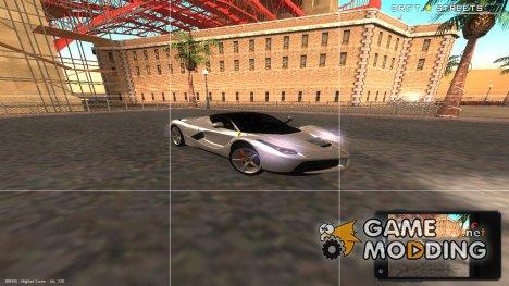 Пак для Drift Servera Samp + Все оружие новое for GTA San Andreas