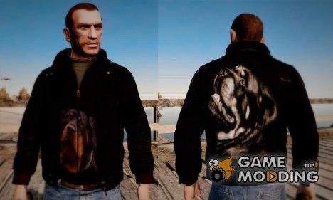 Куртка Ротвейлер for GTA 4
