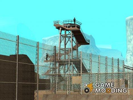 Оживлённая зона 69 for GTA San Andreas