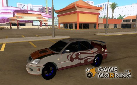 Car from FO2 for GTA San Andreas