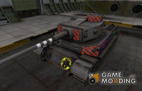 Качественные зоны пробития для PzKpfw VI Tiger (P) for World of Tanks