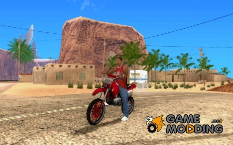 SuperMoto for GTA San Andreas