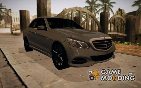 Mercedes Benz E63 AMG 2014 для GTA San Andreas