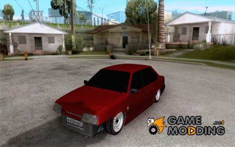 Ваз 21099 Ferrari for GTA San Andreas