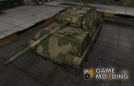 Скин для немецкого танка Panther/M10 for World of Tanks