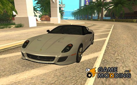 Ferrari 599 GTO 2011 for GTA San Andreas