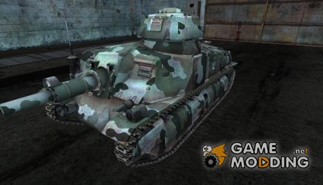 Шкурка для Somua S-40 для World of Tanks