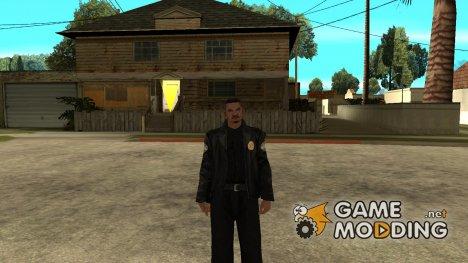 Новый Эрнандес для GTA San Andreas