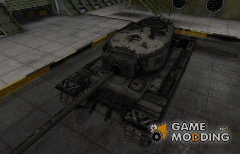 Отличный скин для T30 for World of Tanks