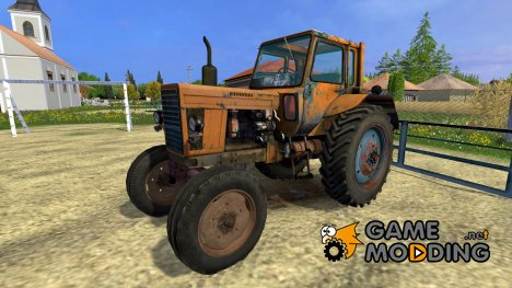 МТЗ 80 для Farming Simulator 2015