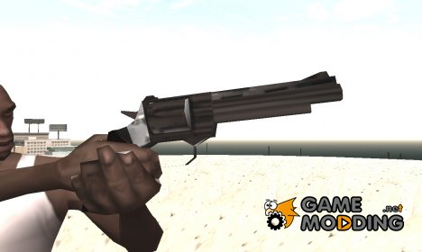 Silver Python for GTA San Andreas