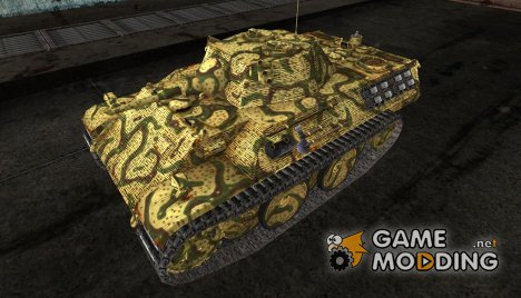 VK1602 Leopard 15 для World of Tanks