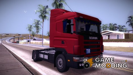 Scania 124L 420 for GTA San Andreas