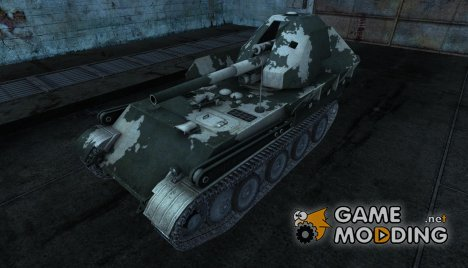 Шкурка для Gw-Panther для World of Tanks
