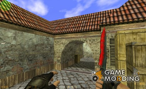Bloody Knife for Counter-Strike 1.6