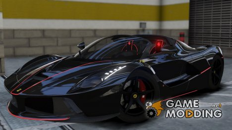 2017 Ferrari LaFerrari Aperta 1.0 for GTA 5