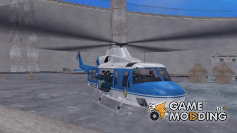 HD Chopper для GTA 3