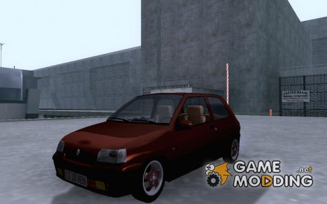 Renault Clio RL 1996 Mini Rat для GTA San Andreas