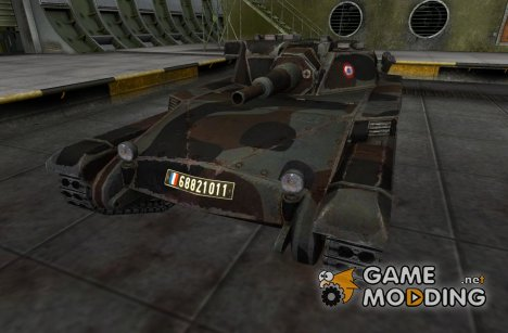 Шкурка для ELC AMX для World of Tanks