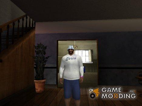Свитер с Хаусом 2 for GTA San Andreas