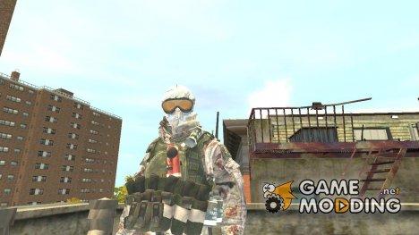 Спецназ v.1 для GTA 4