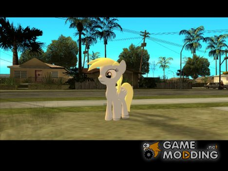 Derpy Hooves (My Little Pony) for GTA San Andreas