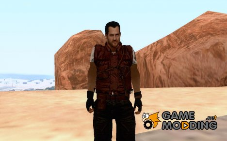 Barry Burton for GTA San Andreas
