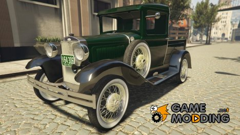 Ford A Pick-up 1930 для GTA 5