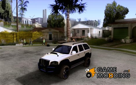 Внедорожник из NFS for GTA San Andreas