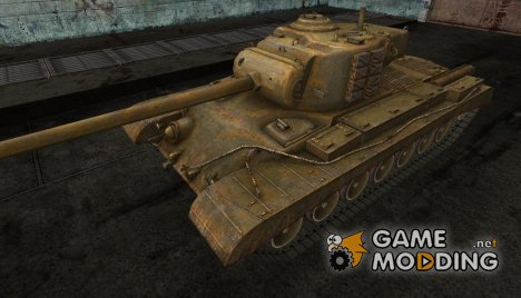 Шкурка для T32 for World of Tanks