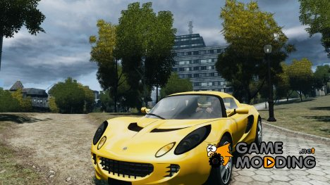 Lotus Elise for GTA 4