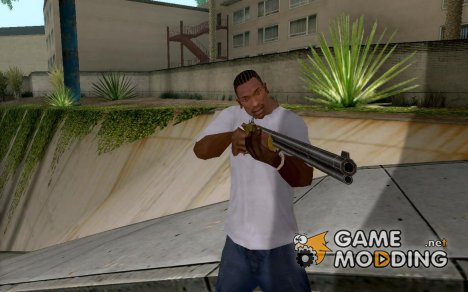 Винтовка-Линкольна for GTA San Andreas
