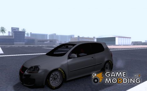 VW Golf Mk5 GTi for GTA San Andreas