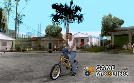 Новый BMX for GTA San Andreas