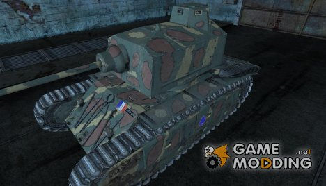 Шкурка для ARL 44 для World of Tanks