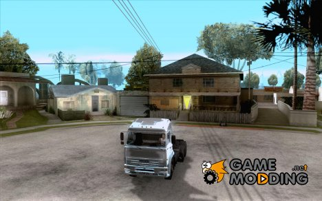 КамАЗ 6460 for GTA San Andreas