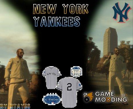 NY Yankees для GTA 4