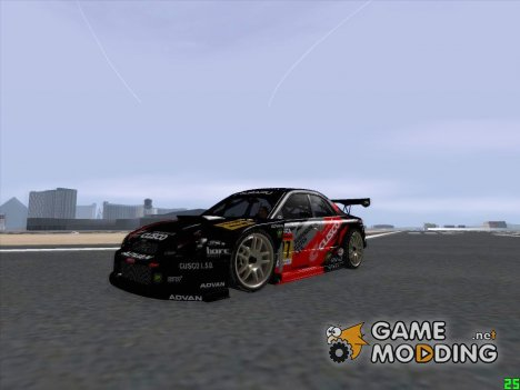 Subaru Impreza JGTC 2003 for GTA San Andreas