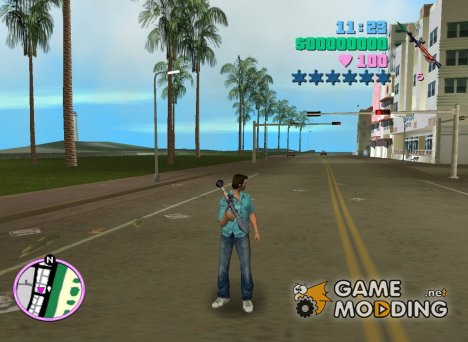 РПГ-7у для GTA Vice City