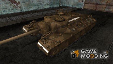 Шкурка для T95 для World of Tanks