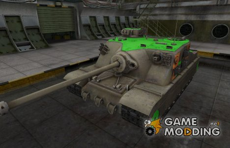 Качественный скин для Tortoise for World of Tanks